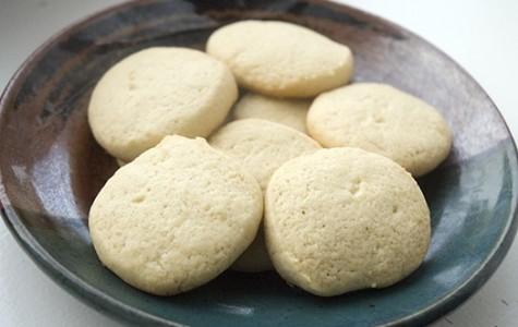 Lady Grey Tea Cookies