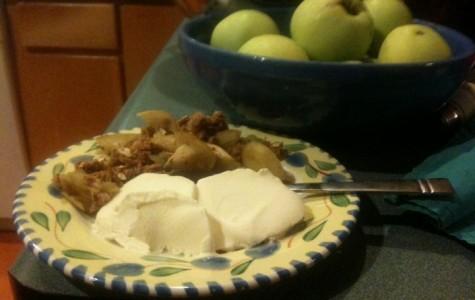 Cooper Apple Crisp