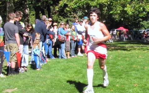 Ashland's Youngest Marathoner