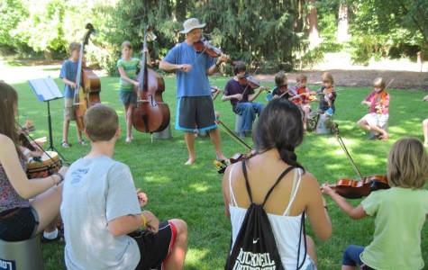 Creekside Fiddle Camp