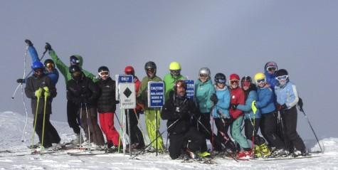 Alpine Ski and Snowboard Team 2017