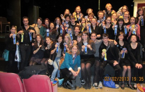 Sweeping Victory for Ashland at Regional Acting Competition