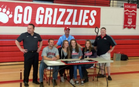 Grizz Athletes Sign Letters of Intent