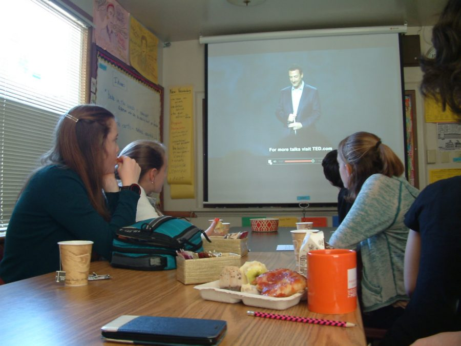 Ted Talks and Tea