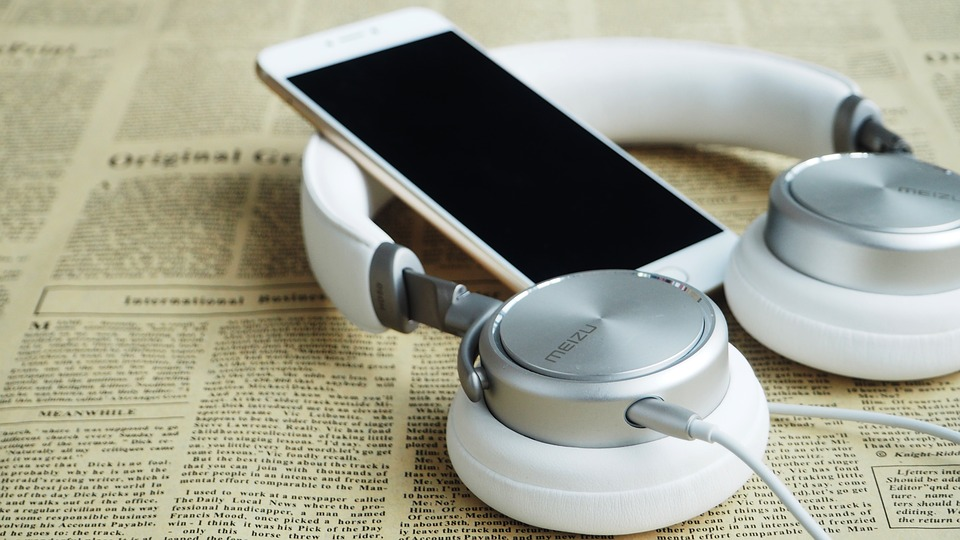 Meizu Mobile Headphones Headset