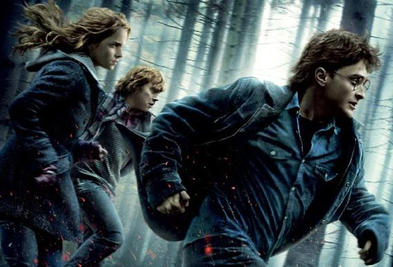 Film Lock: Harry Potter and the Deathly Hallows, Part 1
