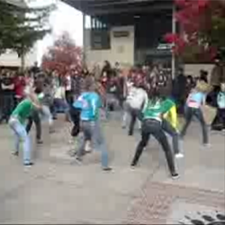 Thriller on the Quad