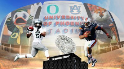 BCS 'Natty': Oregon vs. Auburn