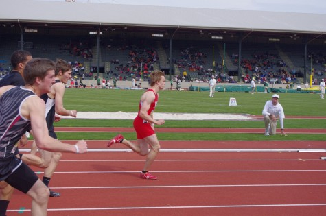 AHS boys and girls compete at Oregon Relays