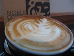 Perk Up With Noble Coffee!