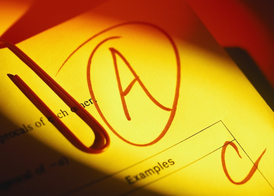 Weighted Grades: What's the Score?