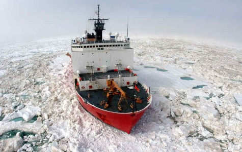 Stuck on Thin Ice