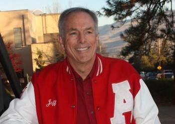 Jeff Schlecht, former AHS principal