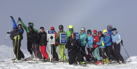 Alpine Ski and Snowboard Team 2017