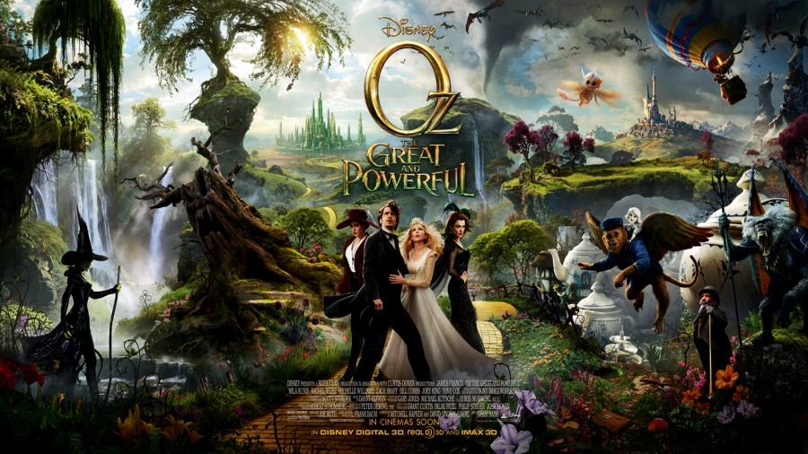 Oz: The Great and Powerful Movie Review