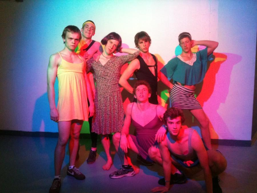 2013 Gender Bender Dance