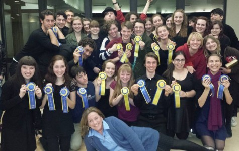 Ashland Victories at Regional Acting Competition
