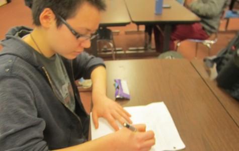 Ashland High School's Fastest Novelist