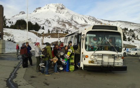 Snowboard Team Fundraising
