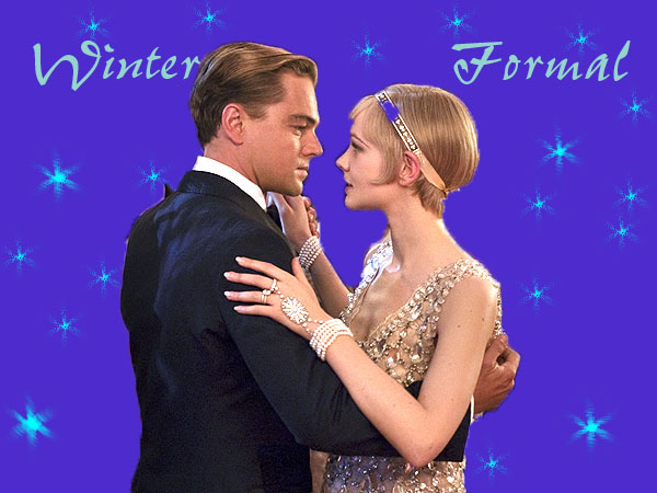 A Gatsby-Themed Winter Formal?