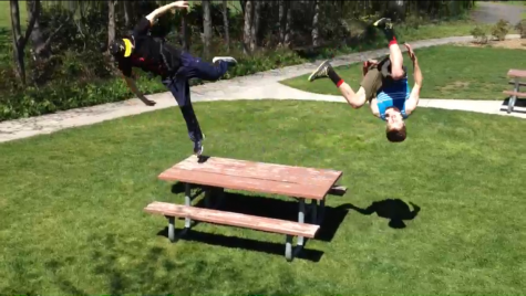 Parkour, Freerunning and Tricking are Different