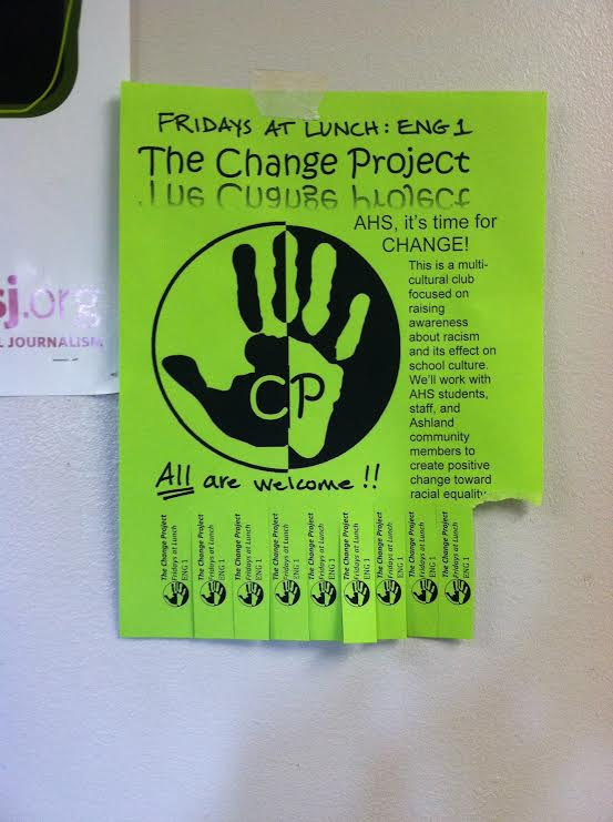 The Change Project at AHS