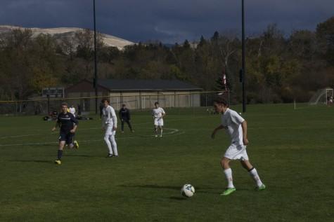 Boys Soccer Clinches League Title