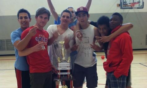 Intramural Dodgeball Tournament