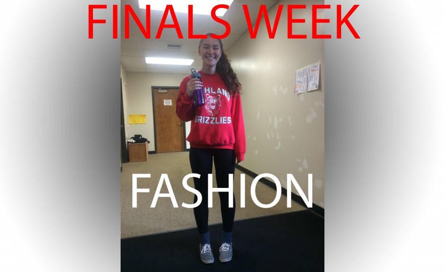 Finals Week Fashion