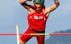 Wyatt Thompson-Siporen won three events to pace the Grizzlies (Photo Credit/ Morgan Cottle)