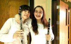 Two Youth Orchestra Players 2015