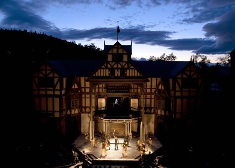 Henry V, Oregon Shakespeare Festival 2012 Ashland, 2012 © T Charles Erickson