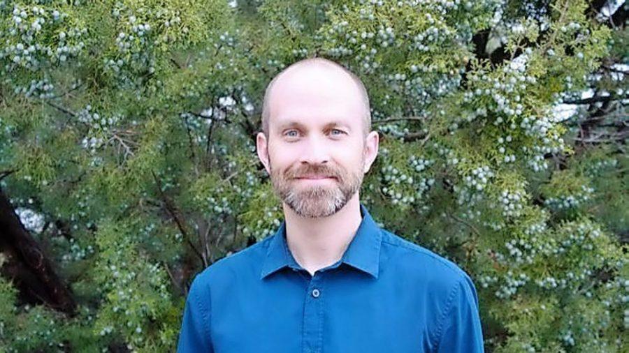 Photo of new Principal Benjamin Bell