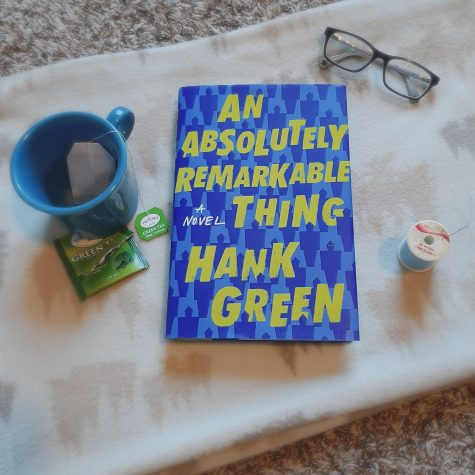 """""""An Absolutely Remarkable Thing"""" Review"""